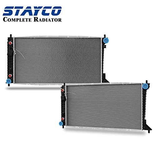 Radiator Replacement for Ford F-150 Expedition Lincoln Mark LT 2005 2006 2007 2008 5.4L V8