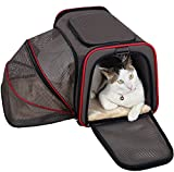 Cheap Petsfit 19″x12″x12″ Expandable Foldable Washable Travel Carrier, Not All Airline-Approved Pet Carrier Soft-Sided