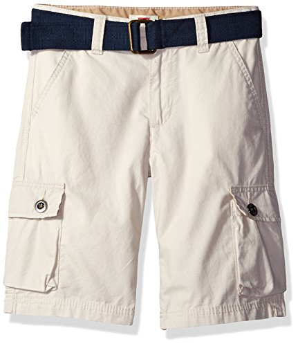- Levi's Boys' Little Cargo Shorts, Moonbeam Beige, 3T