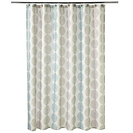 Marvelous Zen Fabric Shower Curtain