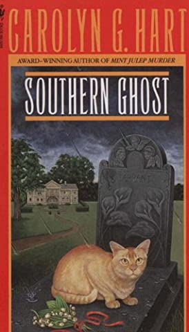 Southern Ghost (Death on Demand Mysteries Series Book 8) (Carolyn Hart Death On Demand)