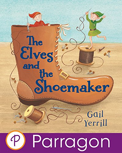 The Elves and the Shoemaker (Shoes For Kids Online)