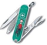 Victorinox VN06223L1508US2 Classic LTD Ed Ride Your Bike Knife
