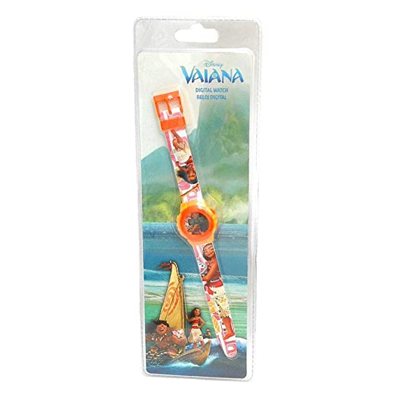 Reloj digital Vaina Moana Disney