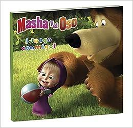 Masha y el Oso 2. ¡Juega conmigo!: VV AA: 9788448845957: Amazon.com: Books
