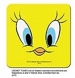 Looney Tunes Coaster Set Tweety Bird Style