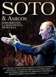 Soto & amigos concierto en la maestranza