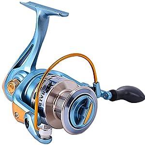 Sougayilang 11 1bb spinning freshwater saltwater tackle for Freshwater fishing gear