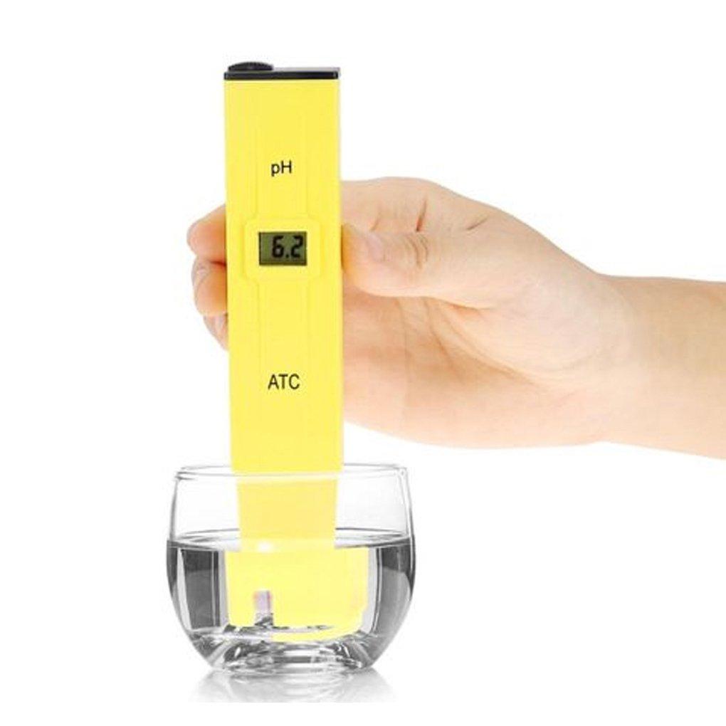 lot num/érique LCD PH m/ètre TDS EC qualit/é de leau testeur Compteur Pen LCD Moniteur Aquarium Piscine Analyseur Flushzing 2pcs