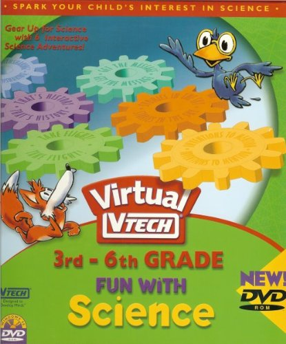 Virtual VTech 3rd - 6th Grade Fun with Science