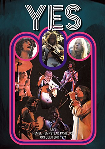 Yes - Live Hemel Hempstead Pavillion, UK October 3rd ()