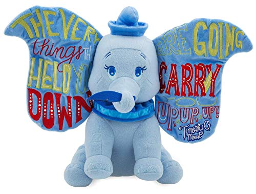 Disney Wisdom Plush - Dumbo - January - Limited Release No Color
