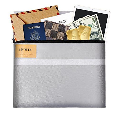 Fireproof Document Bag 15.5