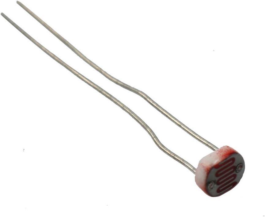 50x Gl5537 Ldr Fotowiderstand Phototransistor Photo Resistor Photowiderstand Beleuchtung