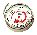 Best Taylor Precision Products grill thermometer - Taylor Weekend Warrior Surface Grill Thermometer-Discontinued By Manufacturer Review