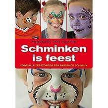 Schminken is feest: voor alle feestdagen een passende schmink
