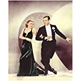 Fred Astaire 8x10 Photo Top Hat - Swing Time -The Gay Divorcee - dancing #6