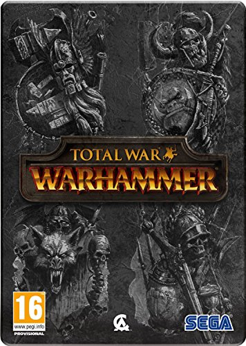 Total War: Warhammer Limited Edition (PC) (Best Computer For Total War Games)