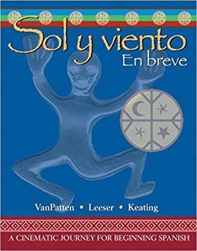 Workbook/Laboratory Manual to accompany Sol y viento: En breve by Bill VanPatten (2007-01-09)