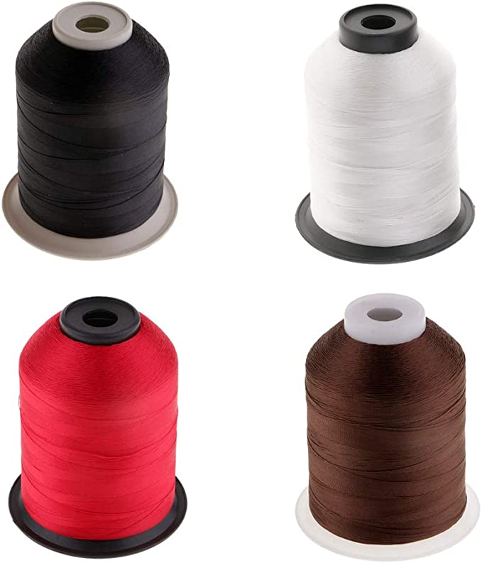 Details about  /Prettyia 2pcs Nylon Whipping Wrapping Thread for Fishing Rod Ring Guide 20m