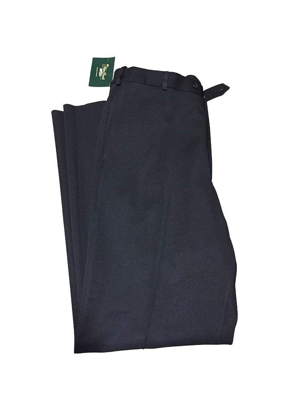 11aa3dc392ca 38 Long Palm Beach Reflex Black Adjustable Flex Waist Band Dress Pants