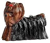Timmy Woods Beverly Hills Sammy Dog Organic Wood Handbag
