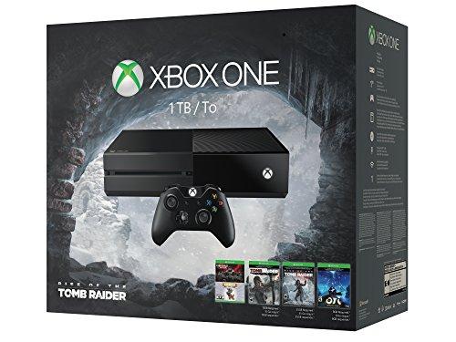 Microsoft Xbox One 1TB Console - 5 Games Holiday Bundle