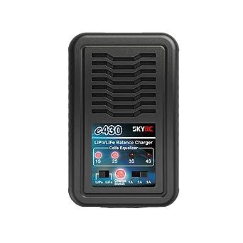 TOYANDONA Cargador de baterías LiPo cargador Rc para batería ...