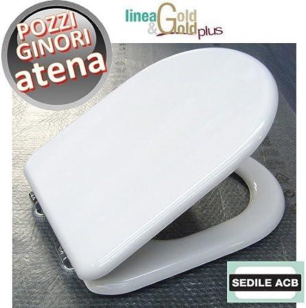 marca ACB LINEA GOLD Sedile compatibile con SQUARE POZZI GINORI Prodotto non originale