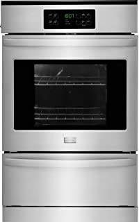 ft capacity gas single wall oven with 2