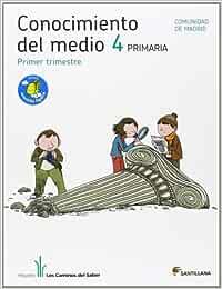 Proyecto Los Caminos del Saber, Conocimiento del Medio, 4
