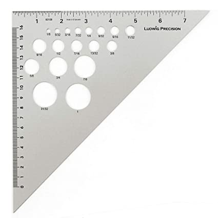 Ludwig Triangle 6 in.
