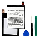 Synergy Digital Battery Compatible for LG NEXUS 5X Cell Phone Battery (Li-Pol 3.8V 2700mAh) - Replacement For LG BL-T19 Cellular Battery - Embedded Battery with Tools