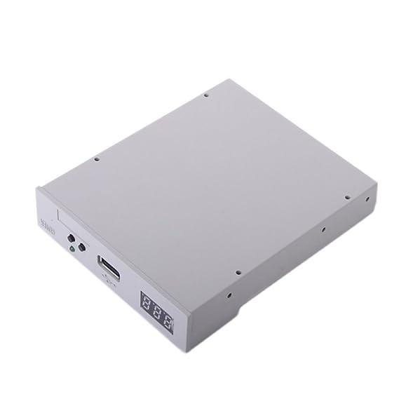 Versión Actualizada SFR1M44-U100 USB Unidad De Disquete Emulador: Amazon.es: Electrónica