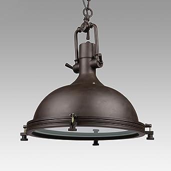 Industrielle Suspension Metal Chambre Vintage Style Plafond Décorer rsdthCQ