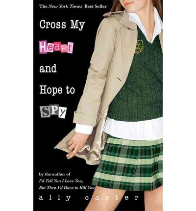 Cross Heart Hope Gallagher Girls product image