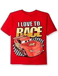 Boys' Cars Lightning McQueen T-Shirt