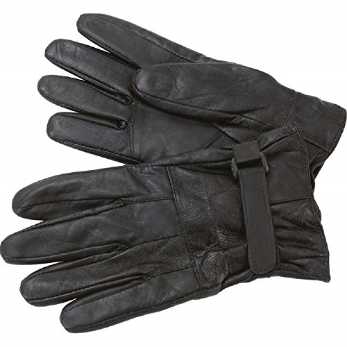 Giovanni Navarre Solid Genuine Lambskin Leather Driving Gloves- Xl
