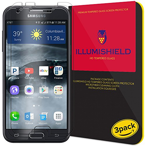 Tempered Glass For Samsung Galaxy J3 Pro (Clear) - 6