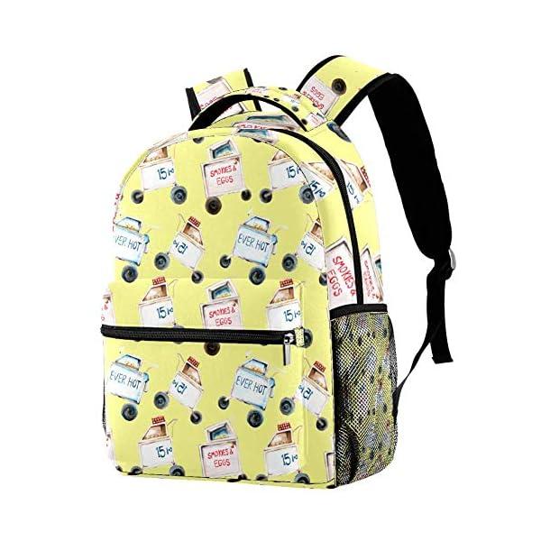 Zaini scolastici 40,6 cm per studenti, borsa da viaggio per computer portatile – trolley auto 1 spesavip