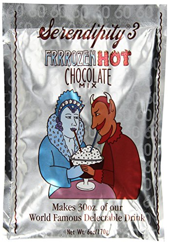 Serendipity Hot 3 Chocolate Chocolate (Serendipity3 Frrrozen Hot Chocolate Mix (3 pack), Original)