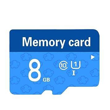 LQNCK Tarjeta de Memoria Micro SD Tarjeta TF 8 GB Tarjeta de ...
