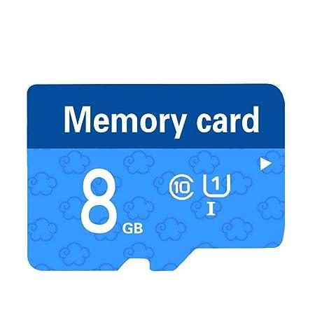 ZWMG Tarjeta de Memoria Micro SD Tarjeta TF 8 GB Tarjeta de ...
