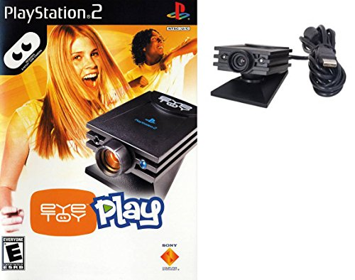 Eye Toy Play with PS2 Eye Toy Camera (Playstation 2) (Playstation 2 Eye Toy Play)