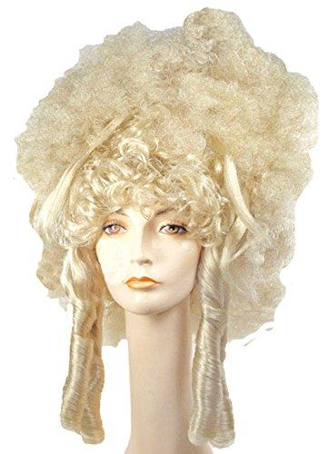[Madame Fantasy Wig] (Aristocrat Halloween Costume)