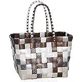 Witzgall ICE-BAG Shopper Tasche 5010-57-0P, Einkaufstasche, Einkaufsshopper, 37cm x 24cm x 28cm