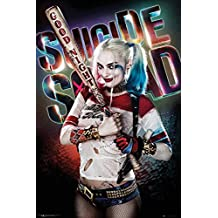 """Suicide Squad - Movie Poster / Print (Harley Quinn - Good Night) (Size: 24"""" x 36"""")"""