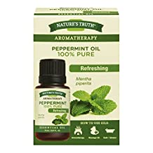 Nature's Truth Essential Oil - Peppermint Oil 1 Count