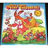 Here Comes Peter Cottontail: A Basket Of Easter Fun & Music! [Vinyl LP]