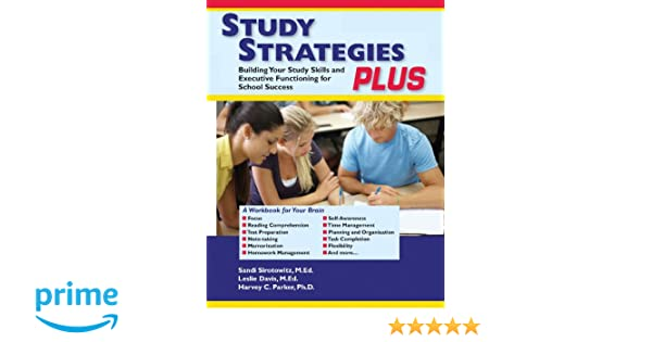 study strategies for early school success parker harvey c sirotowitz s andi davis med leslie